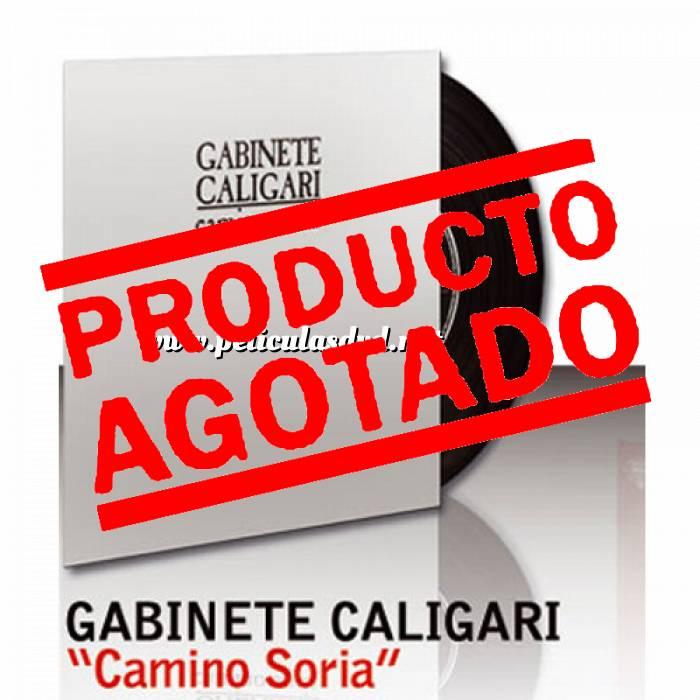 Imagen Discos de Vinilo Gabinete Caligari - camino soria - Vinilo (Últimas Unidades)
