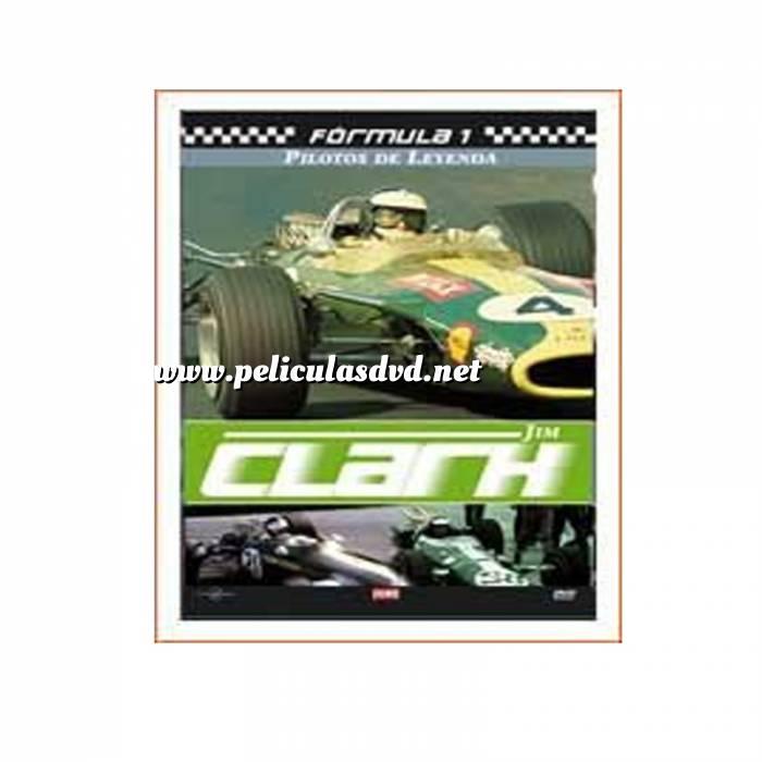 Imagen Fórmula 1 Fórmula 1: Pilotos de Leyenda - Clark (Últimas Unidades)