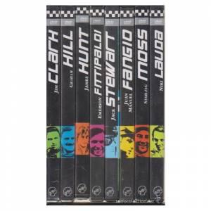Colecciones CD/DVD_Fórmula 1