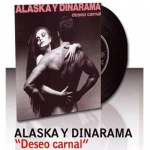 Discos de Vinilo - Alaska y Dinarama - Deseo carnal - Vinilo (Últimas Unidades)