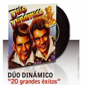 Discos de Vinilo - El dúo dinámico - 20 éxitos de oro - Vinilo (Últimas Unidades)