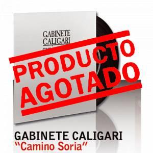 Discos de Vinilo - Gabinete Caligari - camino soria - Vinilo (Últimas Unidades)