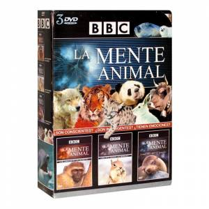 Documentales - Documental: La mente animal (3 dvd´s) (Últimas Unidades)