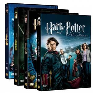 Harry Potter - COLECCIÓN DVD Harry Potter (Últimas Unidades)
