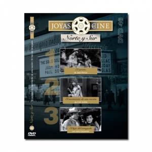Joyas del cine - Joyas del Cine 46 - Norte y Sur - El Sureño / El nacimiento de una Nación / El hijo del renegado (Últimas Unidades)