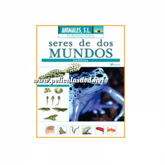 Imagen Animales S.L. DVD Animales S.L. - Seres de dos mundos. Anfibios (Últimas Unidades)