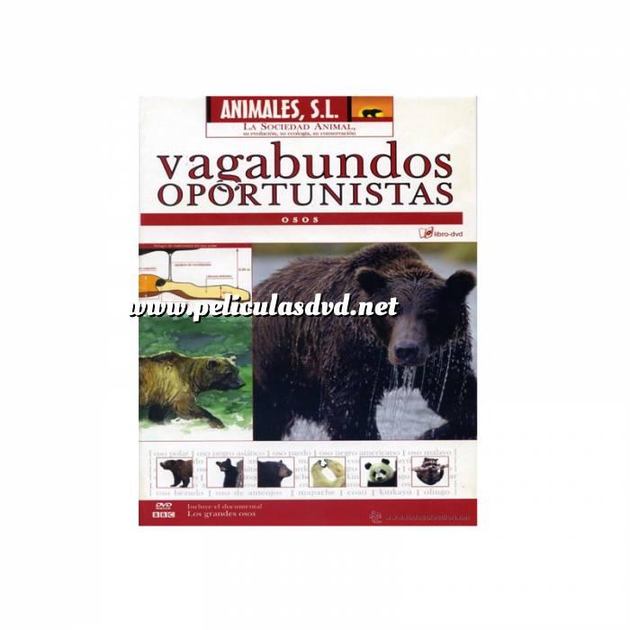 Imagen Animales S.L. DVD Animales S.L. - Vagabundos oportunistas. Osos (Últimas Unidades)