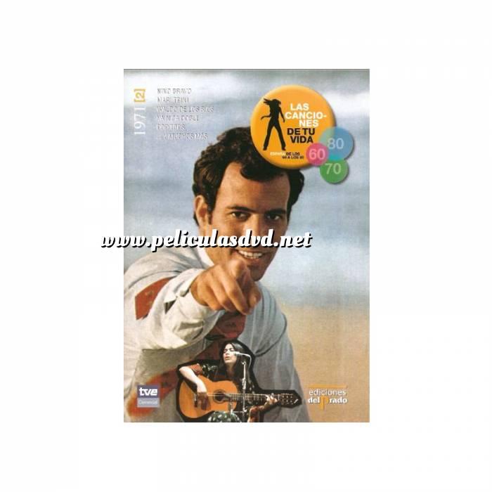 Imagen Canciones Las Canciones de Tu vida - 1977 Vol. 2 (Últimas Unidades)