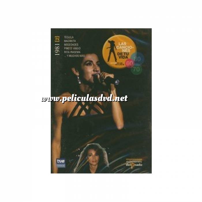 Imagen Canciones Las Canciones de Tu vida - 1981 Vol. 2 (Últimas Unidades)