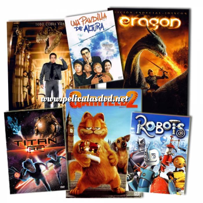 Imagen Cine Infantil COLECCIÓN COMPLETA DVD Cine infantil (Últimas Unidades)