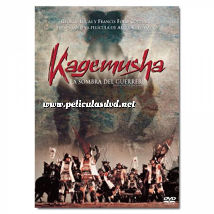 Imagen Cine épico DVD Cine Épico - Kagemusha (Últimas Unidades)