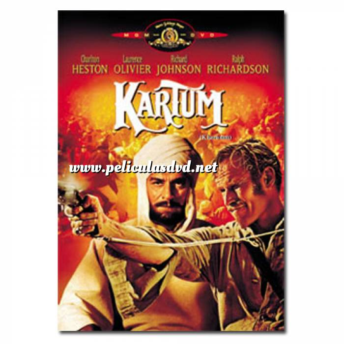 Imagen Cine épico DVD Cine Épico - Kartum (Últimas Unidades)
