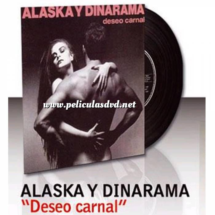 Imagen Discos de Vinilo Alaska y Dinarama - Deseo carnal - Vinilo (Últimas Unidades)