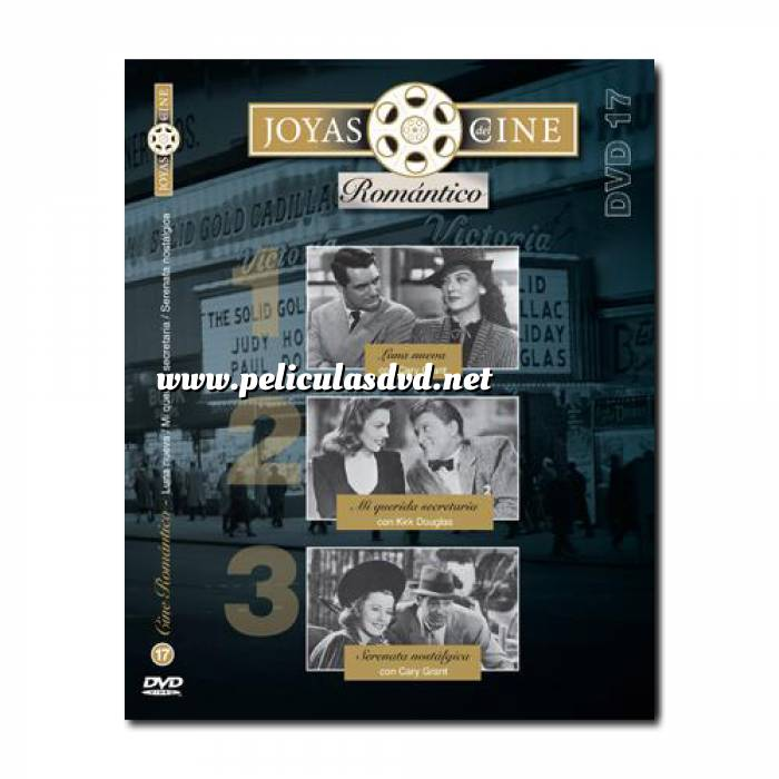 Imagen Joyas del cine Joyas del Cine 17 - Luna nueva / Mi querida secretaria / Serenata Nostálgica (Últimas Unidades)