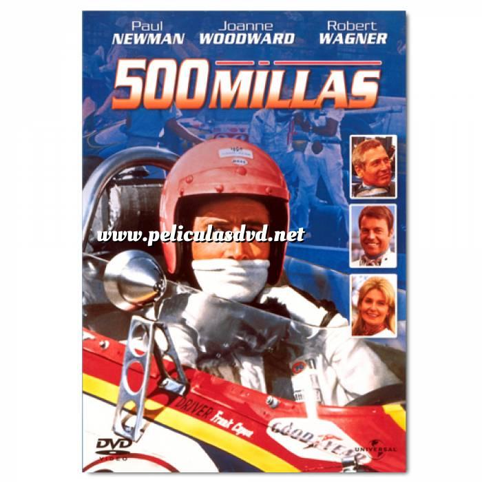Imagen Paul Newman DVD Paul Newman - 500 Millas