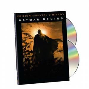 Cine �pico - DVD Cine �pico - Batman begins (�ltimas Unidades)