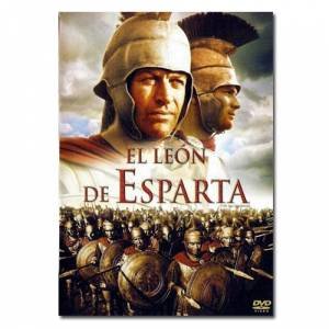 Cine �pico - DVD Cine �pico - El le�n de Esparta