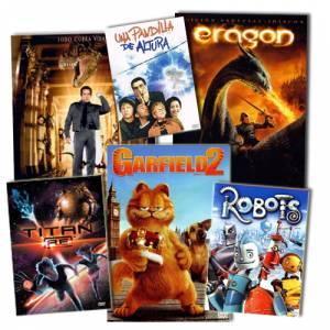 Colecciones CD/DVD_Cine Infantil