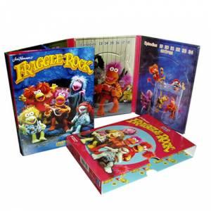Colecciones CD/DVD_Fraggle Rock