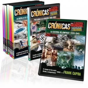 Colecciones CD/DVD_II Guerra Mundial
