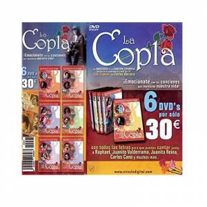 Colecciones CD/DVD_La Copla