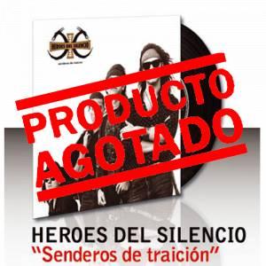 Discos de Vinilo - Heroes del silencio - Senderos de Traición - Vinilo (Últimas Unidades)