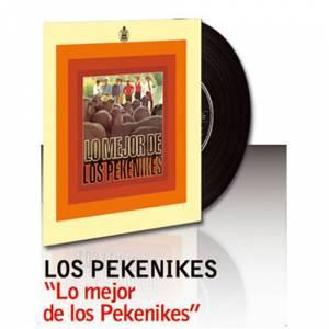 Discos de Vinilo - Lo mejor de los pekenikes - Vinilo (Últimas Unidades)
