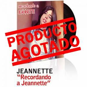 Discos de Vinilo - Recordando a Jeannette (Últimas Unidades)