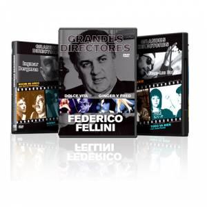 Grandes Directores - COLECCI�N SEMICOMPLETA DVD Grandes Directores (Menos Elia)