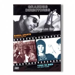 Grandes Directores - DVD Grandes Directores - Jean Luc Godard - Banda Aparte / Todo Va Bien