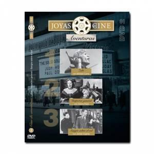 Joyas del cine - Joyas del Cine 2 - Aventuras Zulú / Inspector general / Sangre sobre el sol (Últimas Unidades)