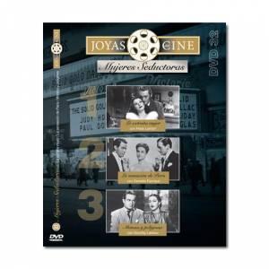 Joyas del cine - Joyas del Cine 32 - Mujeres seductoras - La extraña mujer / La sensación de París / Morena y peligrosa (Últimas Unidades)