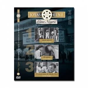 Joyas del cine - Joyas del Cine 34 - Cine Negro - Agente Especial / De Repente / El extraño amor de Martha Ivers (Últimas Unidades)