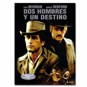Paul Newman - DVD Paul Newman - Dos hombres y un destino (Últimas Unidades)
