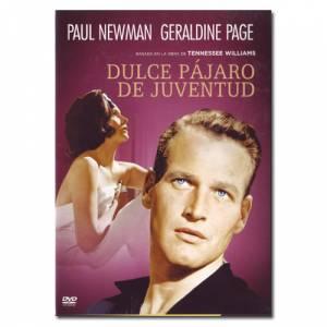 Paul Newman - DVD Paul Newman - Dulce p�jaro de Juventud