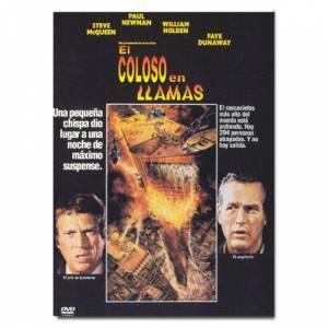 Paul Newman - DVD Paul Newman - El coloso en llamas
