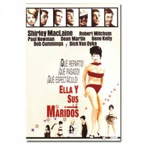 Paul Newman - DVD Paul Newman - Ella y sus maridos
